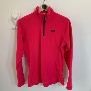 Helly Hansen Half Zip Pullover Sz L